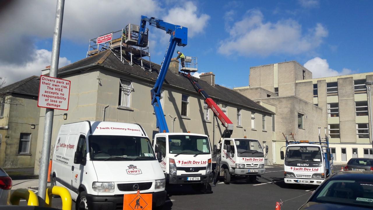 Swift Chimney Repairs Chimney Repairs Wexford